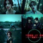 「U-KISS」ジュン、「LABOUM」新曲MVティザー映像にゾンビで登場