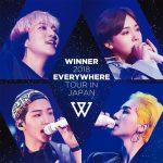"""BIGBANGに続く第2のボーイズグループ""""WINNER""""、自身最多公演数となる全8都市13公演の5thツアー感動のファイナル横浜公演が2019/2/6待望の映像作品化決定!!"""
