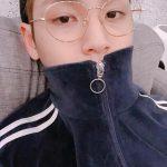 """<トレンドブログ>韓国アイドル界、""""まんまるめがね""""が似合うのは誰?"""