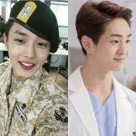 <トレンドブログ>「太陽の末裔」で共演した「SHINee」オンユと俳優キム・ミンソクが同じ日に軍入隊決定!