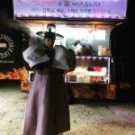 <トレンドブログ>俳優チョン・イル、復帰作「ヘチ」の衣装でケータリングの差し入れに感謝♪