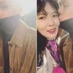 """<トレンドブログ>歌手ヒョナ&元「PENTAGON」イドン、""""ほっぺにチュ""""動画を公開!?"""