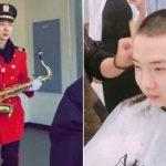 <トレンドブログ>「2AM」チョ・グォン、軍楽隊として活動する近況写真を公開!
