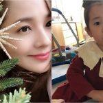 <トレンドブログ>ユジン&キ・テヨン夫婦の愛娘ロヒちゃん、驚くほど成長した姿を見せる♪~ママにそっくり~