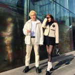 """ヒョナ&イドン、2ショット写真公開…毎日のデートが絵になる""""ファッショニスタカップル"""""""