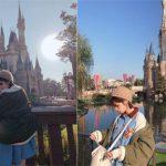 """女優チョン・ソミン、東京ディズニーランドでの写真を公開""""童話の中のよう"""""""