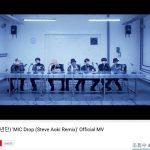 防弾少年団、「MIC Drop」リミックスMV 4億回突破!韓国歌手最多記録を自ら更新!