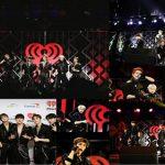 「MONSTA X」米LAで「JingleBall」ツアー大盛況! K-POPグループ初の招待