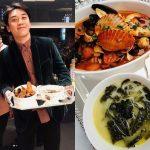 BIGBANGのV.I、隣人イ・シヨンの手作り料理を公開「誕生日にワカメスープを作ってくれた」