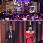 ユ・スンホ、ソ・ジソプ受賞に子供のようにうれしそうな姿「話題」…ネットユーザー「ほのぼの心温まる」