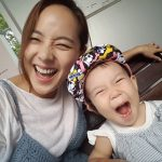 【トピック】ユジン&キ・テヨン夫婦の愛娘ロヒちゃん、驚くほど成長してママにそっくりと話題