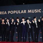 「Wanna One」、「2018 KPMA」4冠達成…「恩恵を施し感謝して過ごしたい」
