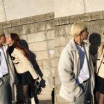 """ヒョナ&イドン、今度は揃って""""キス写真""""を公開…アイドル現役中にはありえなかった光景"""