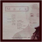 BTOB チャンソプ、1stミニアルバム「Mark」スケジュール予告イメージを公開
