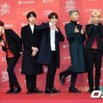 防弾少年団、「2018 アイドルチャート」4部門で1位…Wanna Oneカン・ダニエルは2冠