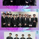防弾少年団、Wanna One、EXO、「アルバム部門今年の歌手賞」受賞「GAONチャートアワーズ」