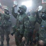 「コラム」兵役体験記!新兵訓練で一番の恐怖は化学ガス訓練