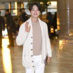 「PHOTO@金浦」俳優ユン・シユン、日本でドラマのプロモーション…29日午前韓国出国