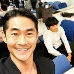 ペ・ジョンナム、日本で親友カン・ドンウォンとパチリ「良い時間を」