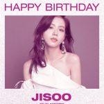 "YG、「BLACKPINK」JISOOの誕生日祝電を公開…優雅、清楚、気品あふれる""女神美"""