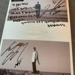 【トピック】ユン・ジョンシン、「東方神起」ユンホからもらったサイン入りアルバムを公開