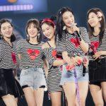 「イベントレポ」Red Velvet初の日本アリーナツアーを開催!日本オリジナル楽曲のリリースをサプライズ発表!