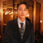 <トレンドブログ>元「B1A4」ジニョン、映画「俺の中のあいつ」のVIP試写会に知的な姿で登場!