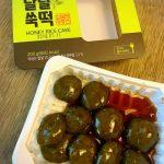 <トレンドブログ>【韓国スイーツ】 韓国コンビニスイーツ「蜂蜜ヨモギ餅」が神だった!