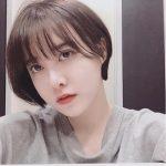 【トピック】女優ク・ヘソン、大胆なイメチェンでショートカットに変身!