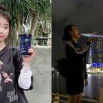 <トレンドブログ>歌手IU、シンガポール旅行を存分に楽しむ姿を公開!