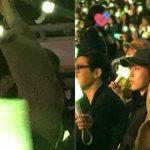 <トレンドブログ>「東方神起」ユンホ、「NCT127」のコンサートで誰よりも熱心に応援する姿が目撃される!