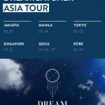 """コンセプトは""""悪夢""""!ヘビーなロックサウンドと圧巻のパフォーマンスで話題のK-POPガールズグループ""""Dreamcatcher""""がアジアツアーの開催が決定!日本公演は5月2日東京、5月4日神戸!"""