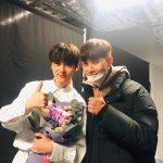 """パク・ソジュン、Wanna Oneファン・ミンヒョン「似ているスター同士の""""温かい出会い""""」"""