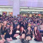 1月9日(水)発売 「OH MY GIRL JAPAN DEBUT ALBUM」  オリコンデイリー アルバムランキング1位獲得! 1月9日(水) 10日(木) 東京、1月11日(金) 12日(土) 愛知  1月13日(日) 兵庫 フリーライブ開催!