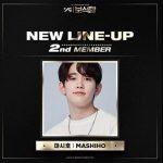 「YG宝石箱」、2番目のグループの2番目のメンバーに日本人MASHIHOが決定