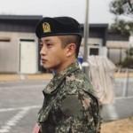 俳優キム・ミンソク、軍入隊後初の近況公開!