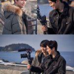 「赤い月青い太陽」俳優イ・イギョン&チャ・ハギョン(VIXXエン)、最高のコンビのビハインド写真公開