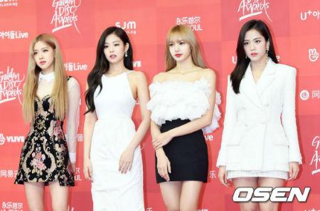 「BLACKPINK」、1月ガールズグループブランド評判1位…2位「TWICE」、3位「Red Velvet」
