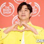 「PHOTO@ソウル」コン・ユ、THE BODY SHOPフォトウォールに出席