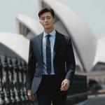【トピック】俳優パク・ソジュン、スーツ姿のグラビアがかっこよすぎると話題