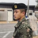 俳優キム・ミンソク、陸軍科学化戦闘訓練団に配置へ