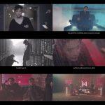 MONSTA X、「WE ARE HERE」のプリービアスフィルム公開…強烈な男の美