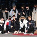 「PHOTO@ソウル」SEVENTEEN、華麗なポーズで視線集中…「ミュージックバンク」出勤