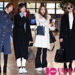 「PHOTO@金浦」EXID、日本バレンタインツアー「Valentine Japan Live Tour」開催のために韓国出国