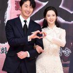 「PHOTO@ソウル」チョン・イル&コ・アラ、ドラマ「獬豸(カイチ)」製作発表会に出席