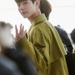 """「PHOTO@仁川」俳優パク・ボゴム、タイでのスケジュールのために韓国出国…""""行ってきます"""""""