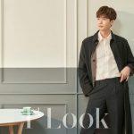 俳優イ・ジョンソク、暖かい魅力のグラビア公開…「編集長の一日」を演じる