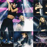 TWICE、SHINeeテミン「MOVE」をカバー…強烈なブラックセクシーアピール「ミュージックバンク in 香港」