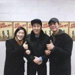"""Block B P.O、パク・ボゴムとペク・チウォンの訪問が嬉しい…""""ママと兄さんが来てくれた"""""""