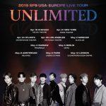【公式】SF9、米&欧州ツアーを開催…10都市公演が確定!